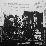 Discharge ‎– Realities Of War - 45lik EP