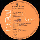 David Bowie ‎– Space Oddity - LP 1972 ( NEAR MINT COPY !!! )