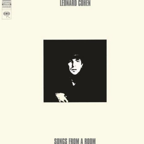 Leonard Cohen ‎– Songs From A Room - LP 2011