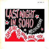 Dave Dee, Dozy, Beaky, Mick & Tich ‎– Last Night In Soho / Mrs. Thursday - 45lik 1968