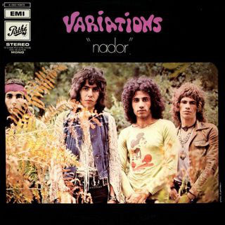 Variations - Nador - LP 1969 French 1st Press