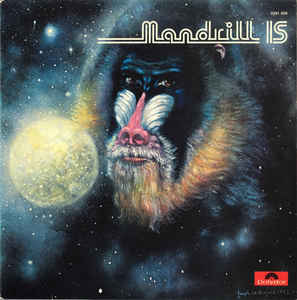 MANDRILL - MANDRILL IS - LP 1972