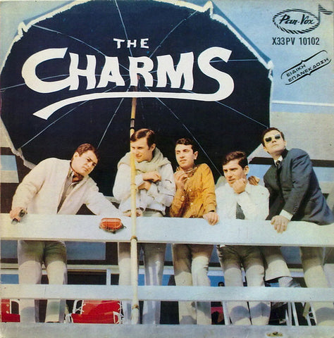 Charms ‎– The Charms - LP 1991 REISSUE