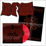 Lord Of Doubts ‎– Lord Of Doubts - 2012 LP / Red Vinyl