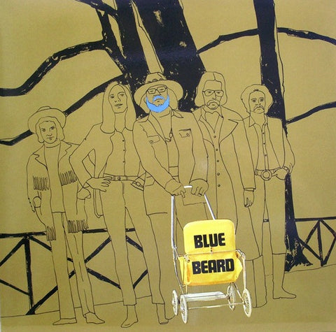 Blue Beard - Blue Beard - LP - 2010 Reissue
