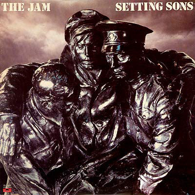 The Jam ‎– Setting Sons - LP 1980
