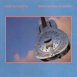Dire Straits - Brothers in Arms - LP 1985
