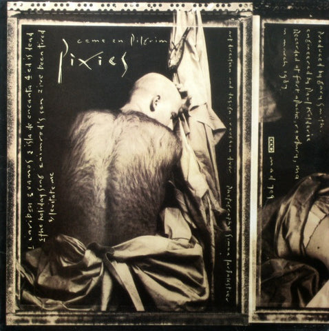 Pixies ‎– Come On Pilgrim - LP 1987