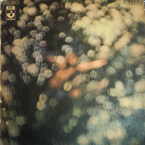 Pink Floyd ‎– Obscured By Clouds - LP 1972 French 1st Press !