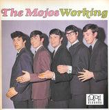 THE MOJOS - WORKING - LP 1982