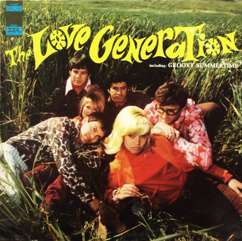 Love Generation  ‎– The Love Generation - LP 1967