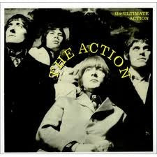 The Action - Ultimate Action LP (2000's Unofficial Reissue)