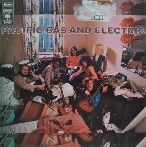 PACIFIC GAS AND ELECTRIC - LP 1969