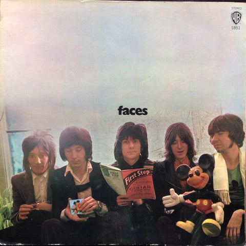 Faces - First Steps - LP - 1970