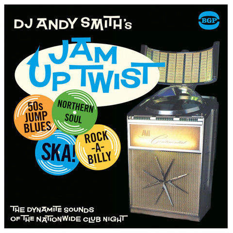 Various ‎– DJ Andy Smith's Jam Up Twist - 2 x LP 2011
