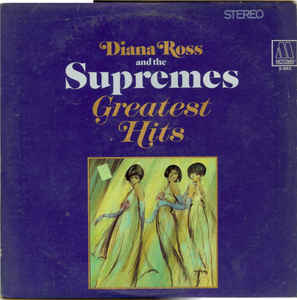 DIANA ROSS & THE SUPREMES - GREATEST HITS - 2xLP 1967