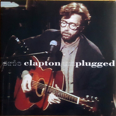 Eric Clapton ‎– Unplugged - LP 2011