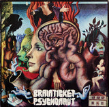 Brainticket - Psychonaut - LP - 1972 - 2nd German Press