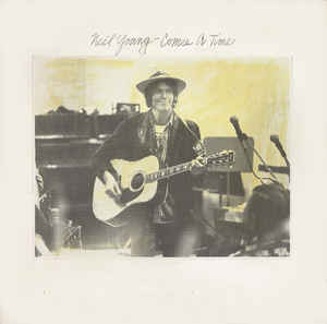 Neil Young ‎– Comes A Time - LP 1978