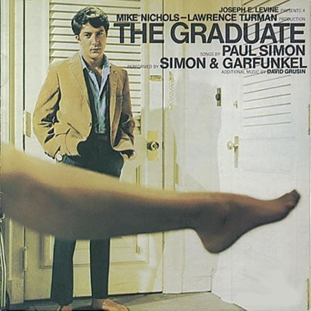 Simon & Garfunkel, Dave Grusin ‎– The Graduate  - LP 2013