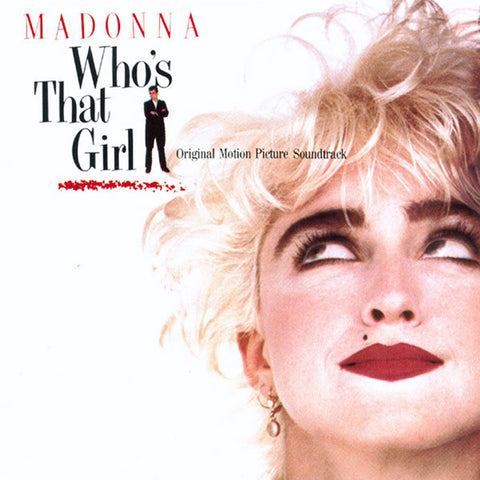 Madonna - Who's That Girl LP 1987