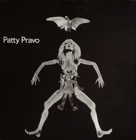Patty Pravo ‎– Patty Pravo - LP 1976