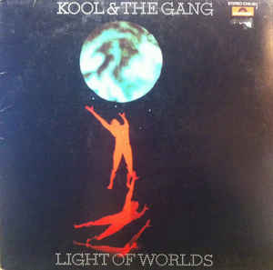 Kool & The Gang - Lights of Worlds - LP 1974