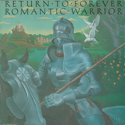 Return To Forever ‎– Romantic Warrior - LP 1976