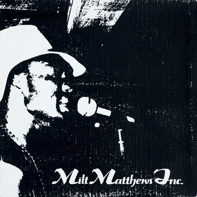Milt Matthews Inc. - For the People LP 1971