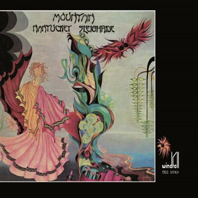 Mountain ‎– Nantucket Sleighride / LP Re-Issued 2012