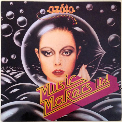 Azoto ‎– Music Makers Ltd LP 1978