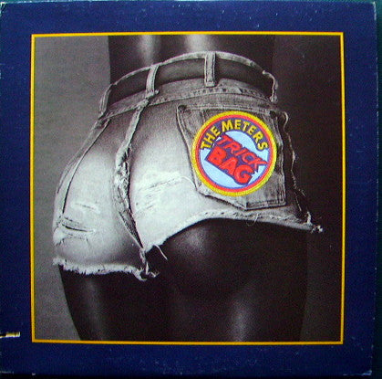 The Meters - Trick Bag - LP 1976