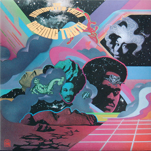 Undisputed Truth - Cosmic Truth -LP 1975 US