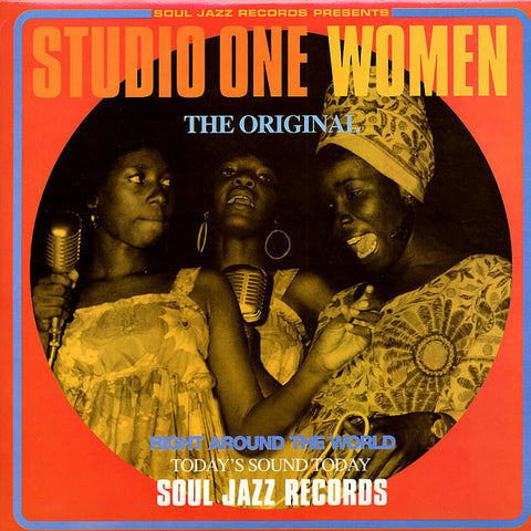 Various ‎– Studio One Women - LP 2005
