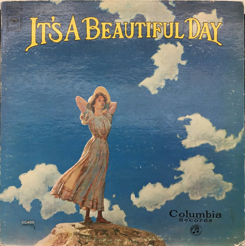 It's A Beautiful Day ‎– It's A Beautiful Day - LP 1970 2nd Press