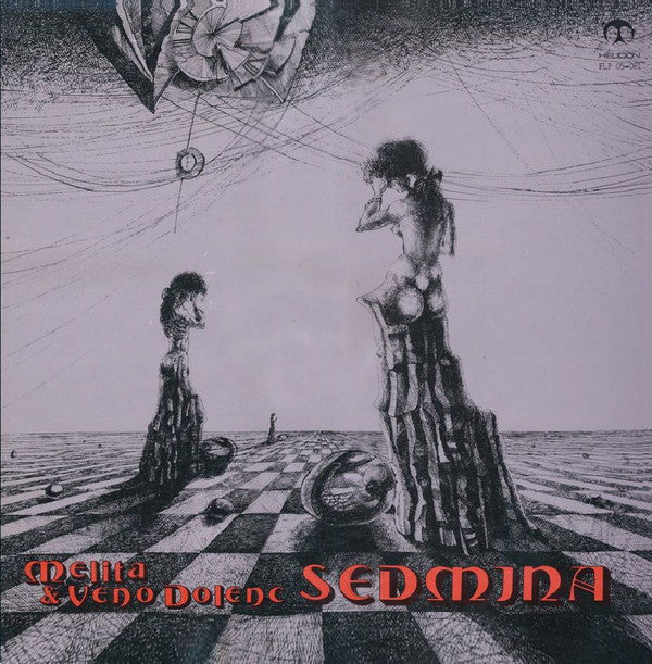 Sedmina - Melita & Veno Dolenc - LP - 1980 Unofficial Italian Press - Sealed