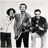 Stan Getz featuring Joao Gilberto ‎– The Best Of Two Worlds - LP 1976