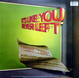 Dave Mason ‎– It's Like You Never Left LP 2014