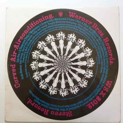Curved Air - Airconditioning - LP - 1971 UK 2nd Press