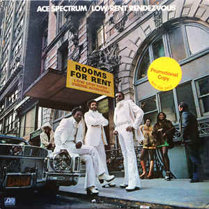 Ace Spectrum - Low Rent Rendezvous LP 1975