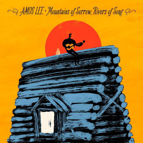 Amos Lee ‎– Mountains Of Sorrow, Rivers Of Song LP 2013