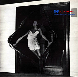 RAINBOW - BENT OUT OF SHAPE - 1983 LP