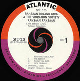 Rahsaan Roland Kirk & The Vibration Society ‎– Rahsaan Rahsaan - LP
