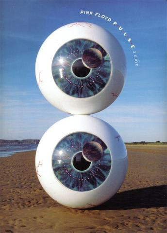 Pink Floyd - Pulse - DVD