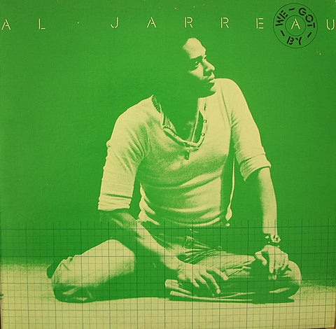 Al Jarreau ‎– We Got By - LP 1975