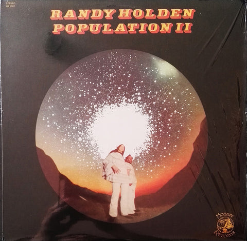 Randy Holden - Population II - LP - 2005 Reissue Limited Edition