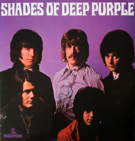 Deep Purple ‎– Shades Of Deep Purple- LP 2015