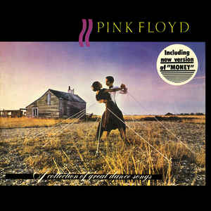 Pink Floyd - A Great Collection of Dance Songs LP Türk Baskı