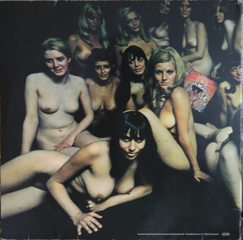 Jimi Hendrix Experience - Electric Ladyland - Double LP - 1968 eARLY German Press !!