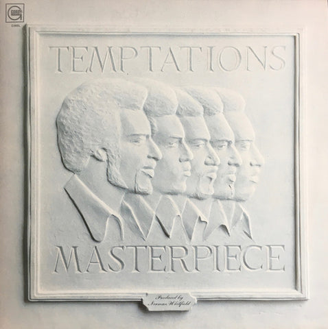 The Temptations ‎– Masterpiece - LP 1973